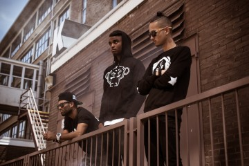 BlackBananas Lookbook 2013 Black White Sweaters