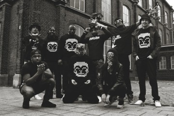 Gorilli Black White Lookbook Groep