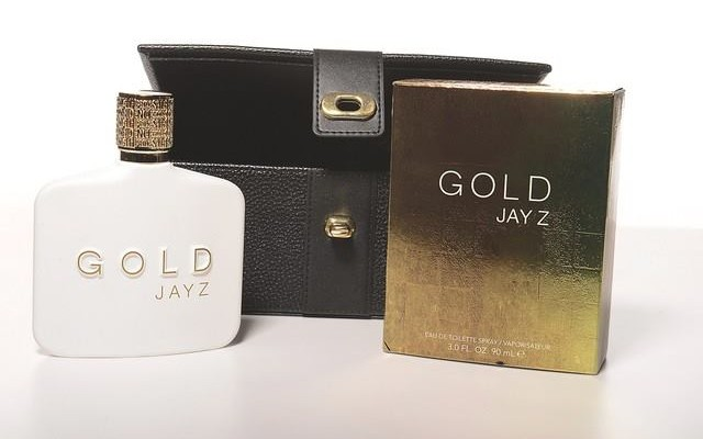 Jay Z GOLD parfum luchtje