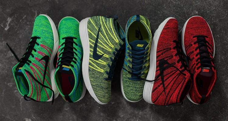 Nike Lunar Flyknit FreshCotton