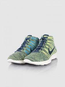 Nike Lunar Flyknit FreshCotton Geel