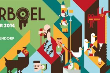 Smeerboel Festival 2014 Omslag 1