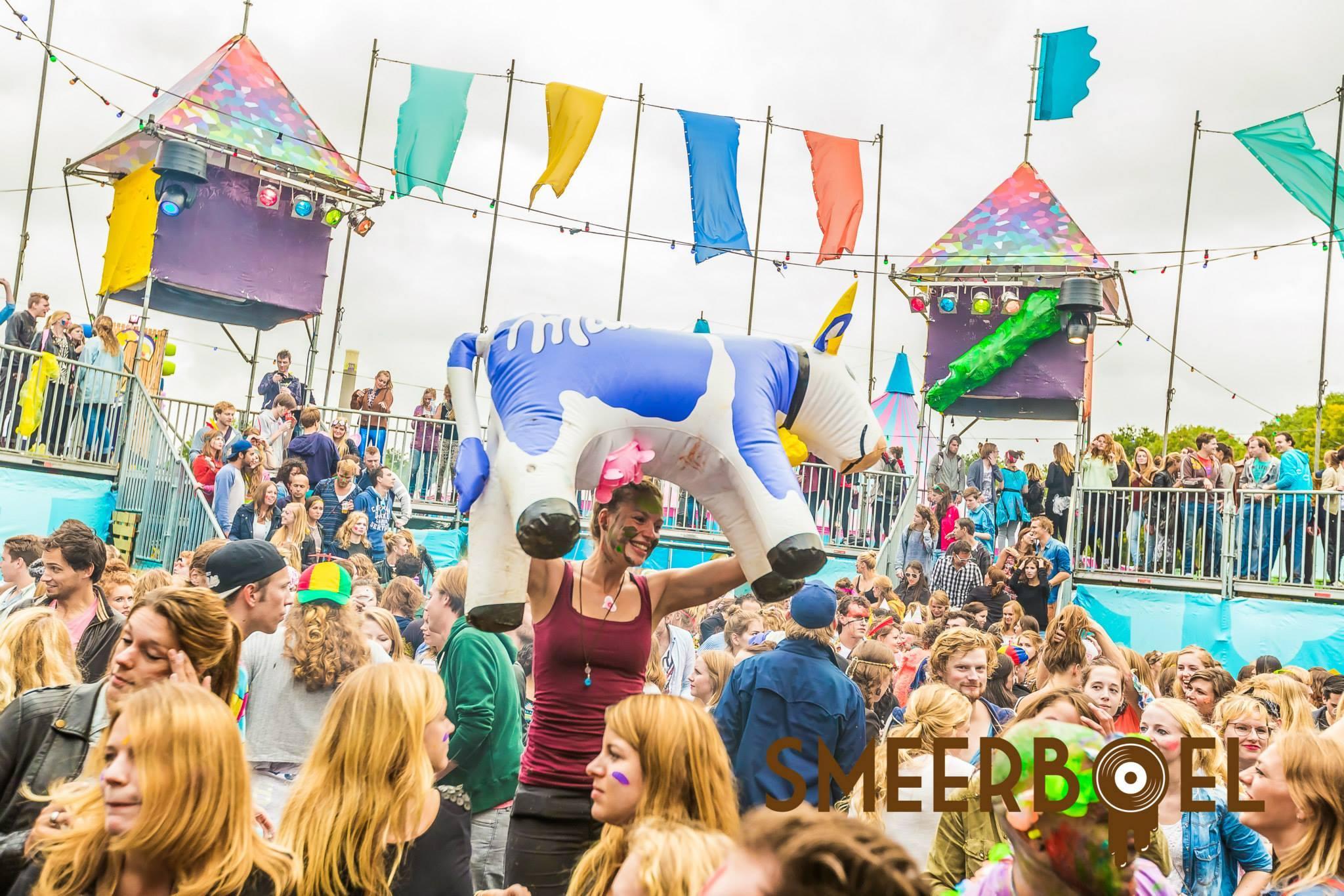 Smeerboel Festival 2014 Partypic