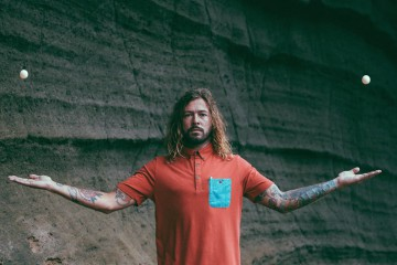 EF -  The Driftwood Tales Red Polo