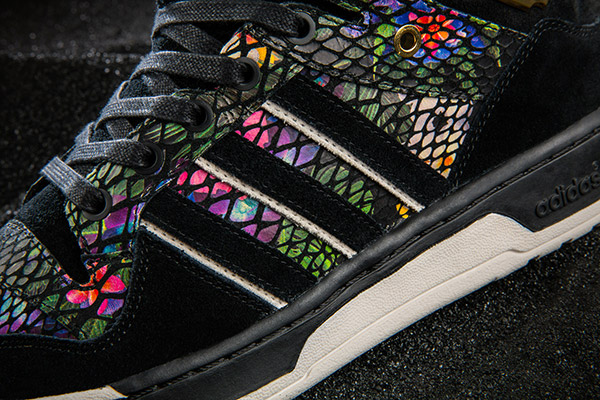 Big Sean x Adidas Originals Metro Attitude Sneakers