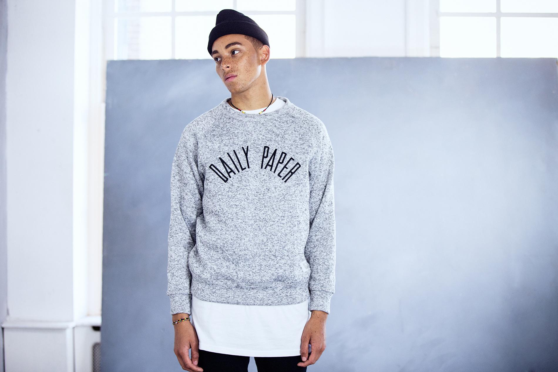 Winter Tip: Deze sweaters en hoodies zijn perfect voor de ... Daily Paper