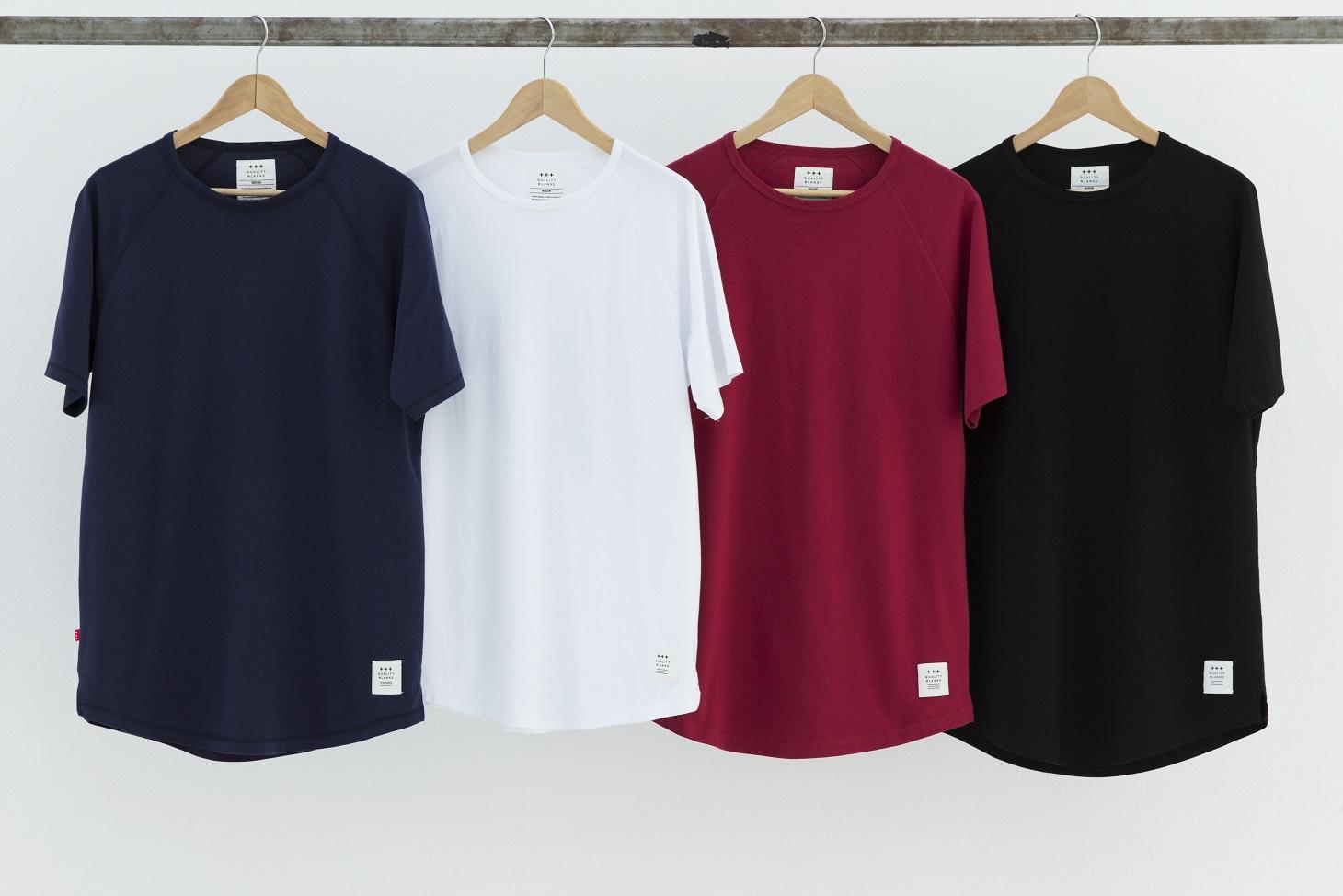 Everyday Fresh - FreshCotton Quality Blanks Raglan Tshirts