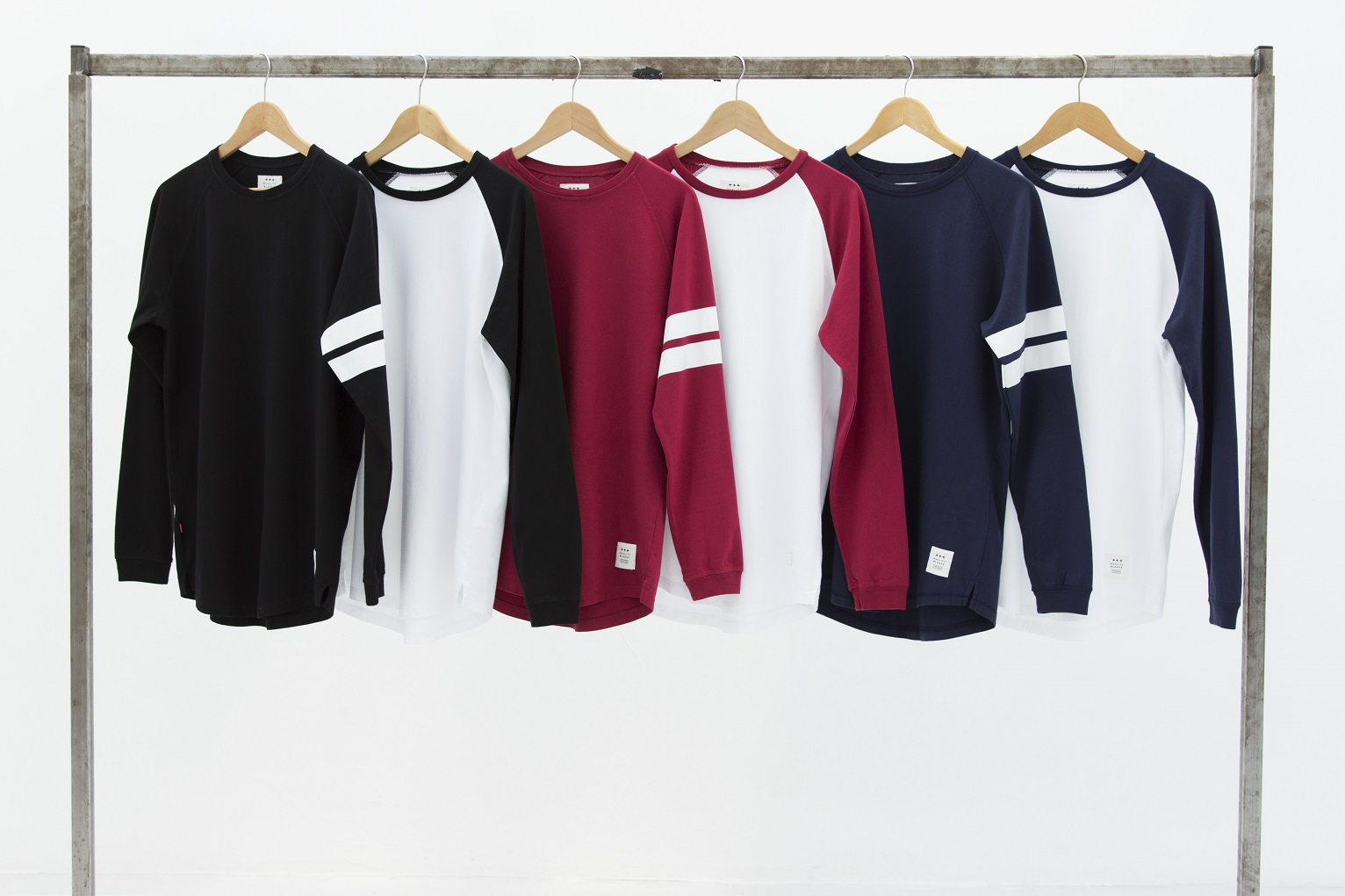 Everyday Fresh - FreshCotton Quality Blanks Stripe Longsleeves
