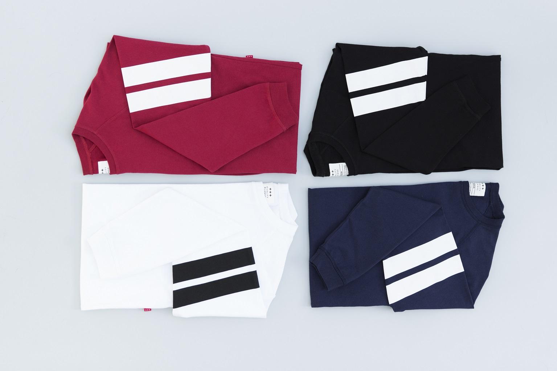 Everyday Fresh - FreshCotton QualityBlanks Stripe Raglan Longsleeve