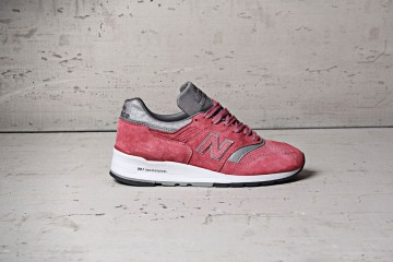 New Balance x Concepts Rosé New Balance 997 Side