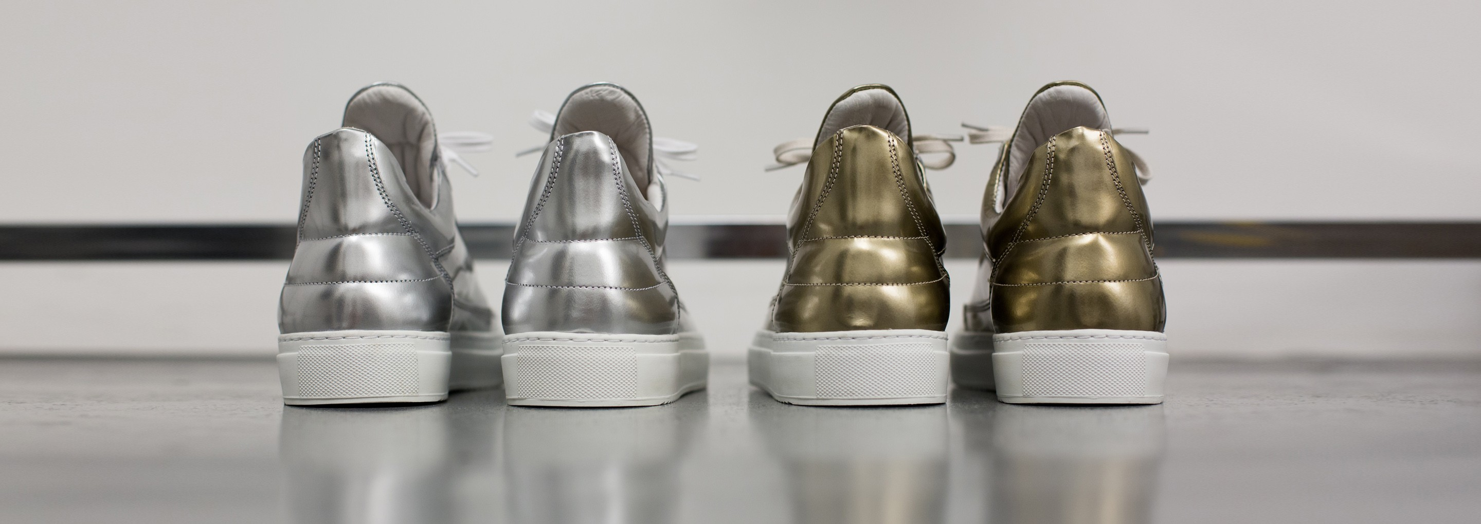 Filling Pieces Gold Silver 5 years aniversary