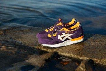 FreshCotton Sneaker Lookbook FW14 Asics Gore Tex
