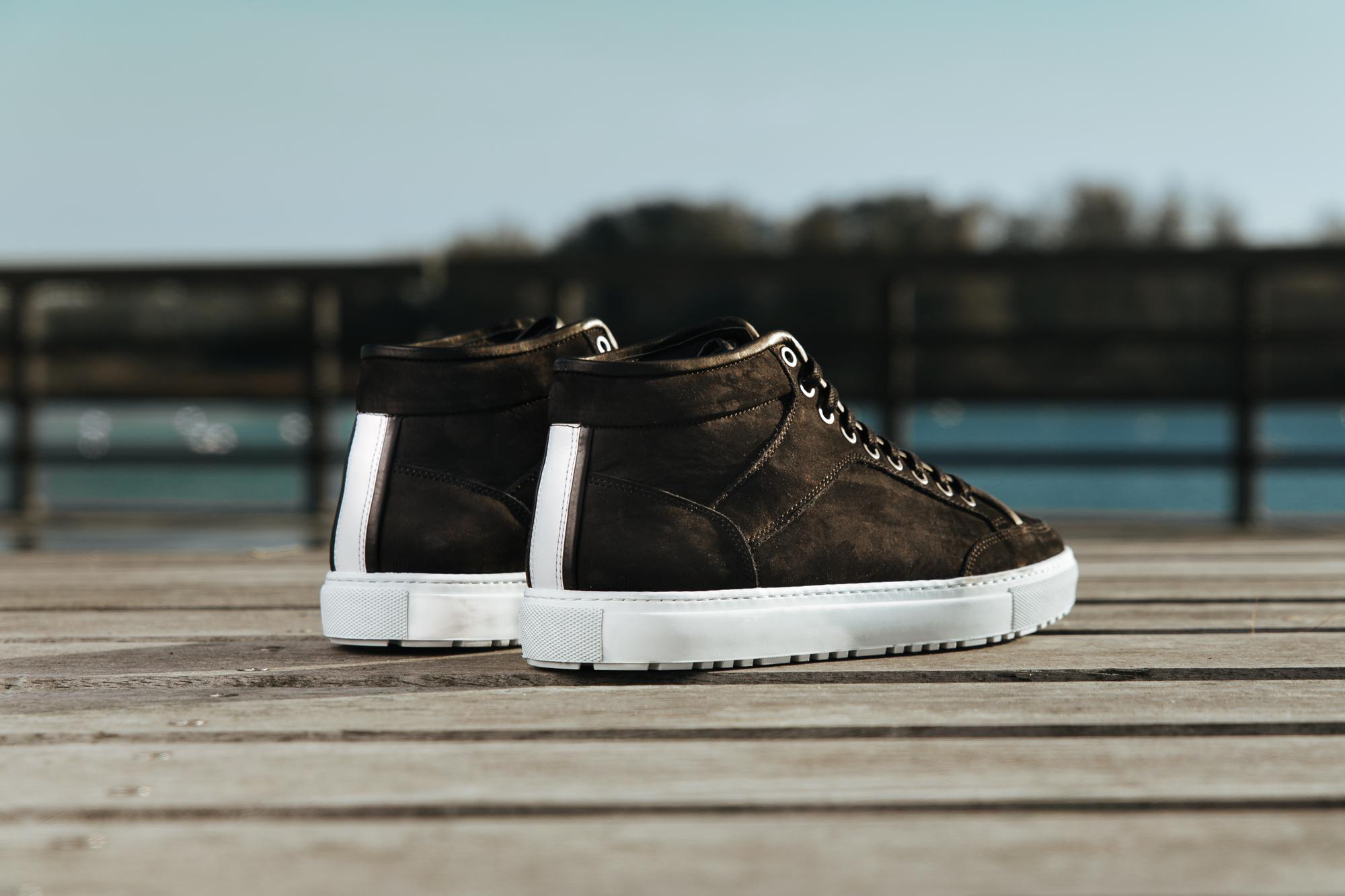 FreshCotton Sneaker Lookbook FW14 ETQ High Black