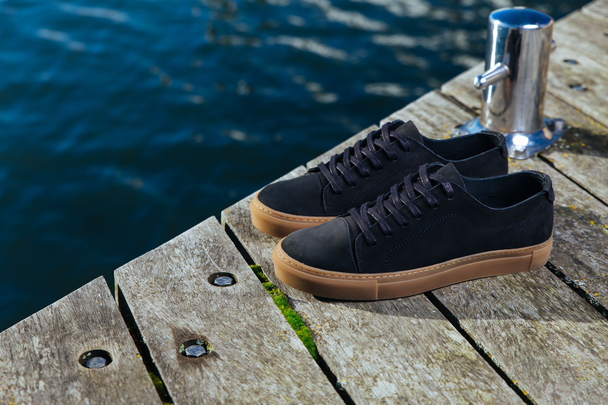 FreshCotton Sneaker Lookbook FW14 Garment Project