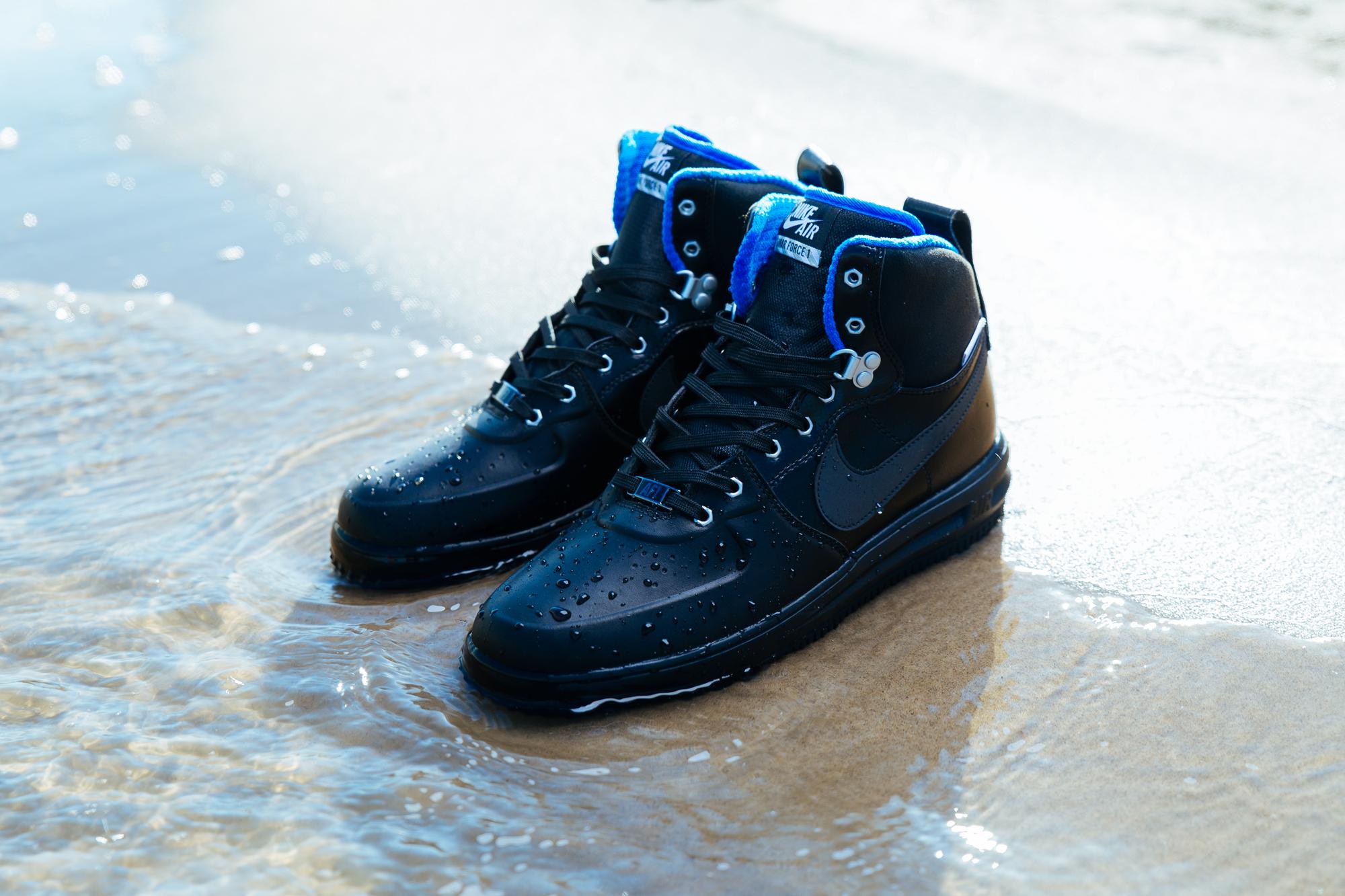 FreshCotton Sneaker Lookbook FW14 Nike Dunk Black
