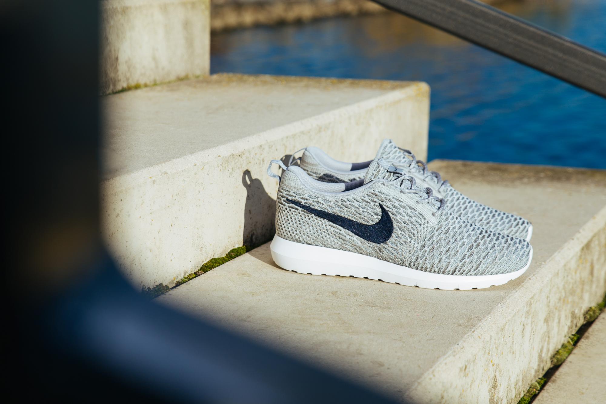 FreshCotton Sneaker Lookbook FW14 Nike Flyknit Roshe Run