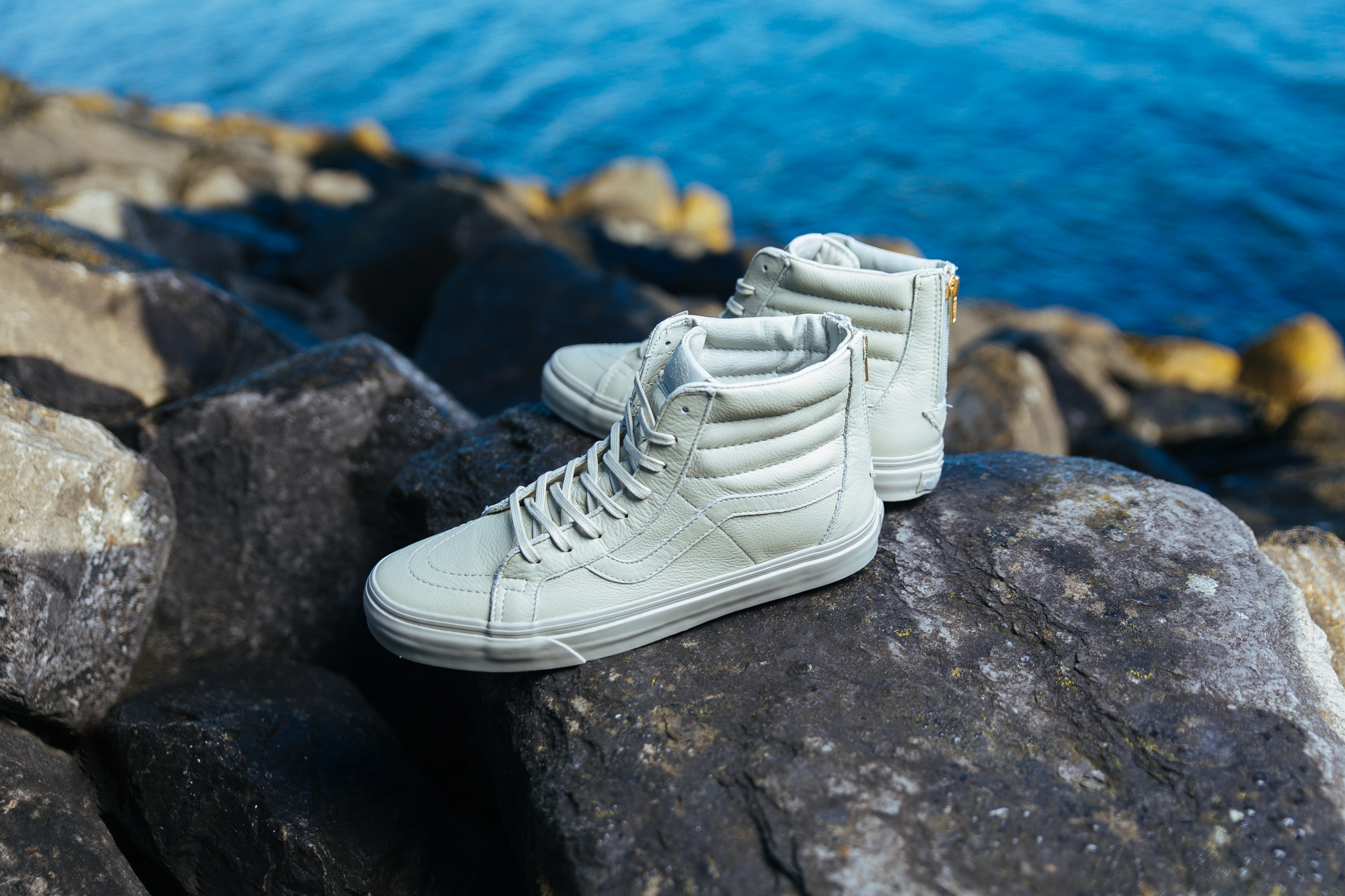 FreshCotton Sneaker Lookbook FW14 Vans White