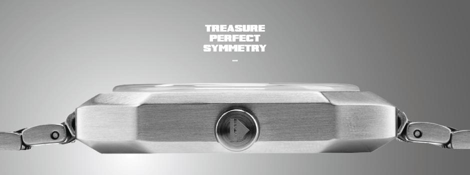 Slow Watch treasure perfect symmetry