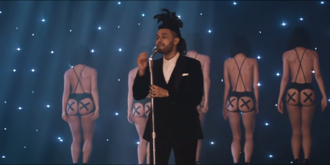 The Weeknd earn it