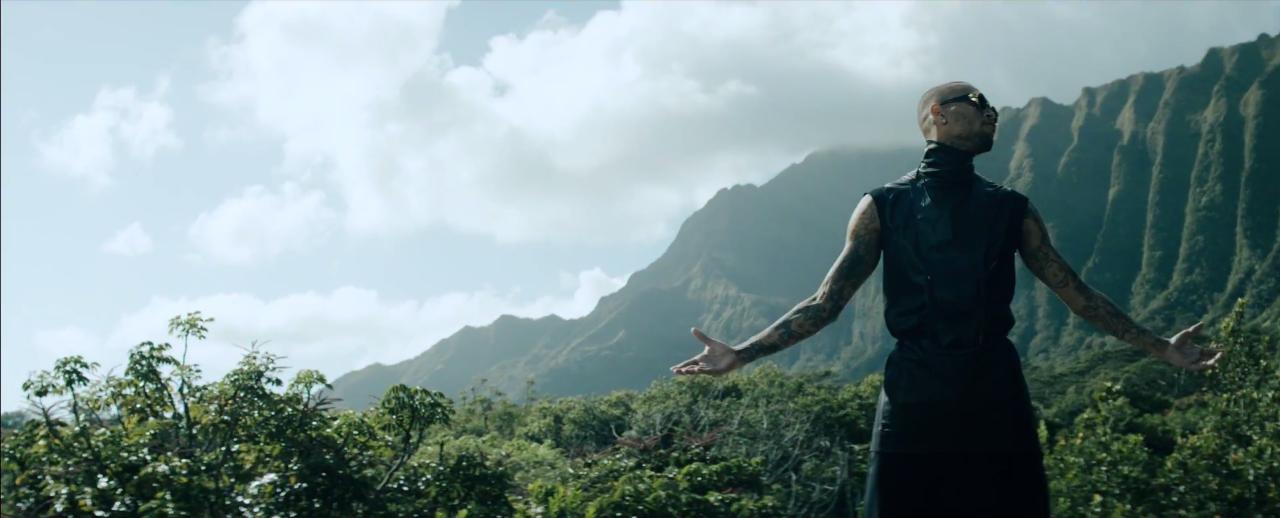 Chris Brown ft. Kendrick Lamar