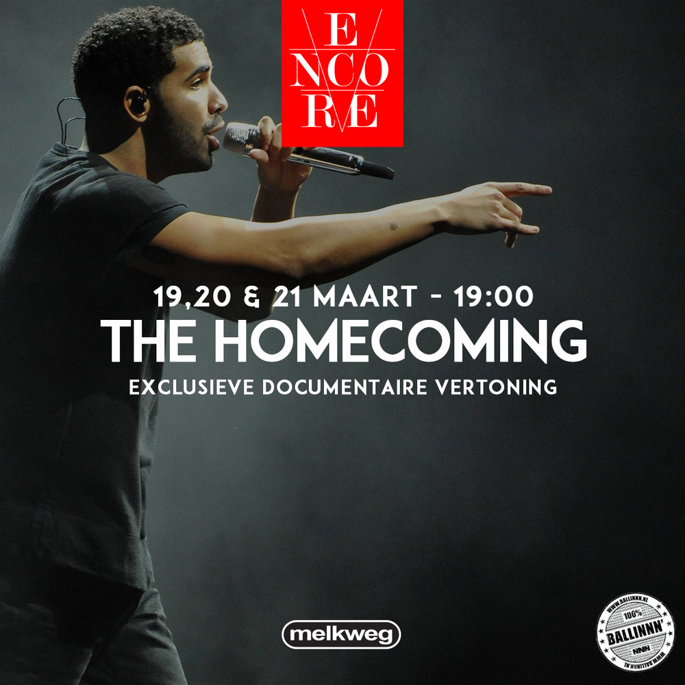 Drake homecoming documentaire