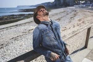 Dstrezzed Summer 15 lookbook Denim Jacket