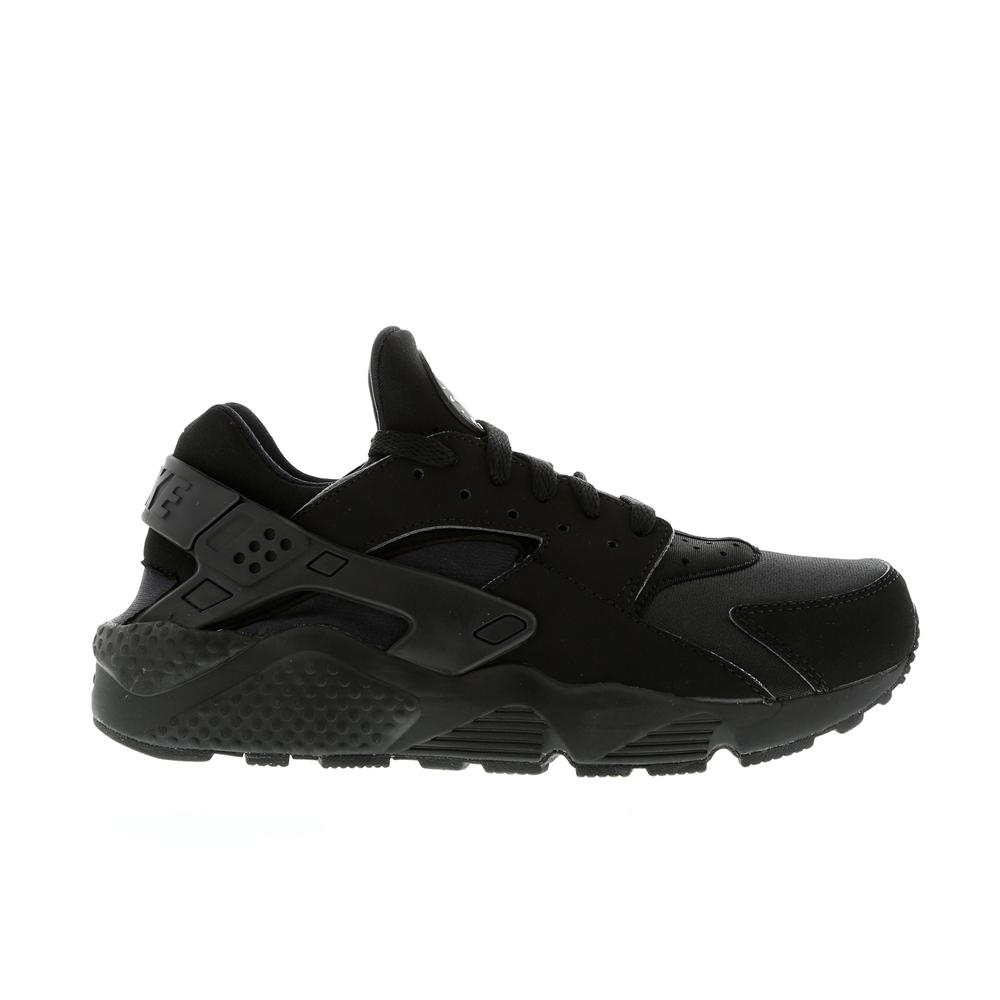 wholesale dealer ee59c 0ade4 Nike Air Huarache Zwart Tripple Black Side ...