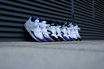 PUMA Trinomic Blaze of Glory and XS850