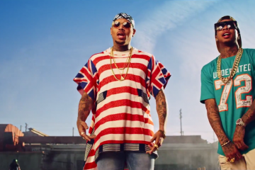 Chris Brown x Tyga Ayo