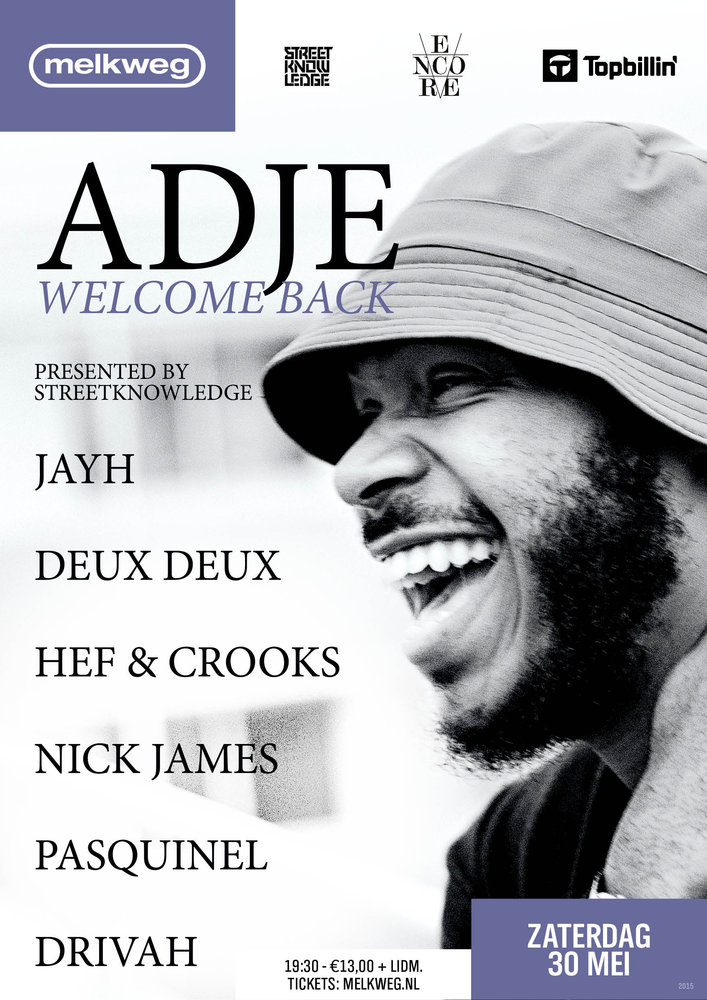 Adje welcome back party
