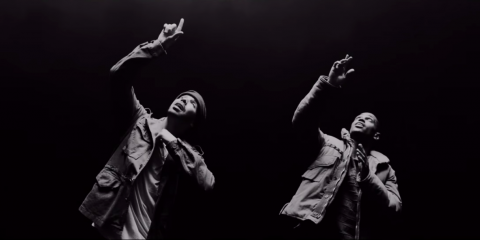 Video Blessings Big Sean ft. Drake & Kanye West