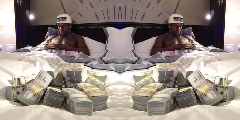 mayweather geld