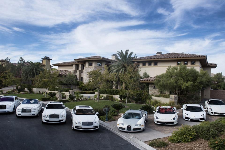 mayweather-white-cars