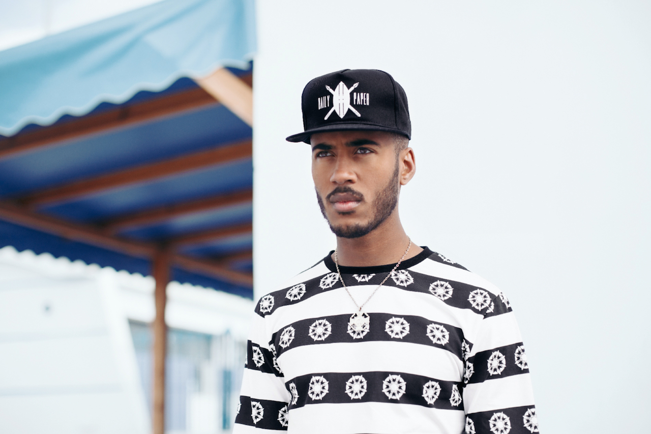 Daily Paper SS15 Chapter 2 Logo snapback