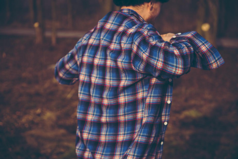 Delikatessen AW15 Lookbook Soft Woolen Shirt