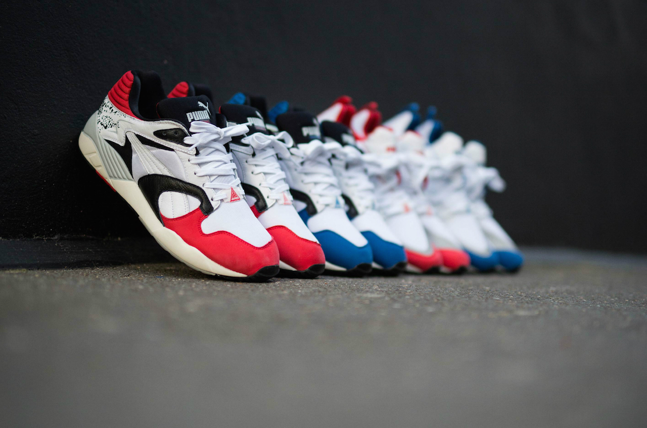 Puma Primary Pack Part 2 Blaze of Glory XS850