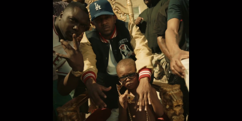Kendrick Lamar - King Kunta video