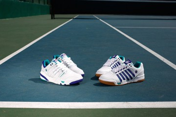 K-Swiss Gstaad and Si-18 International
