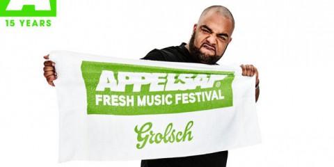 Appelsap towel Rotjoch cover