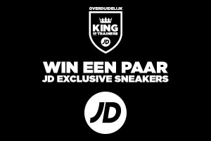 Win een paar only at JD sneakers