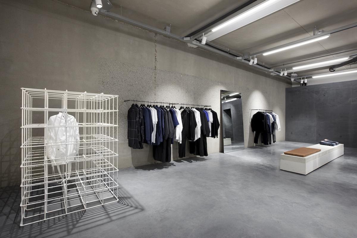 ETQ Amsterdam opening etq store downstairs 2