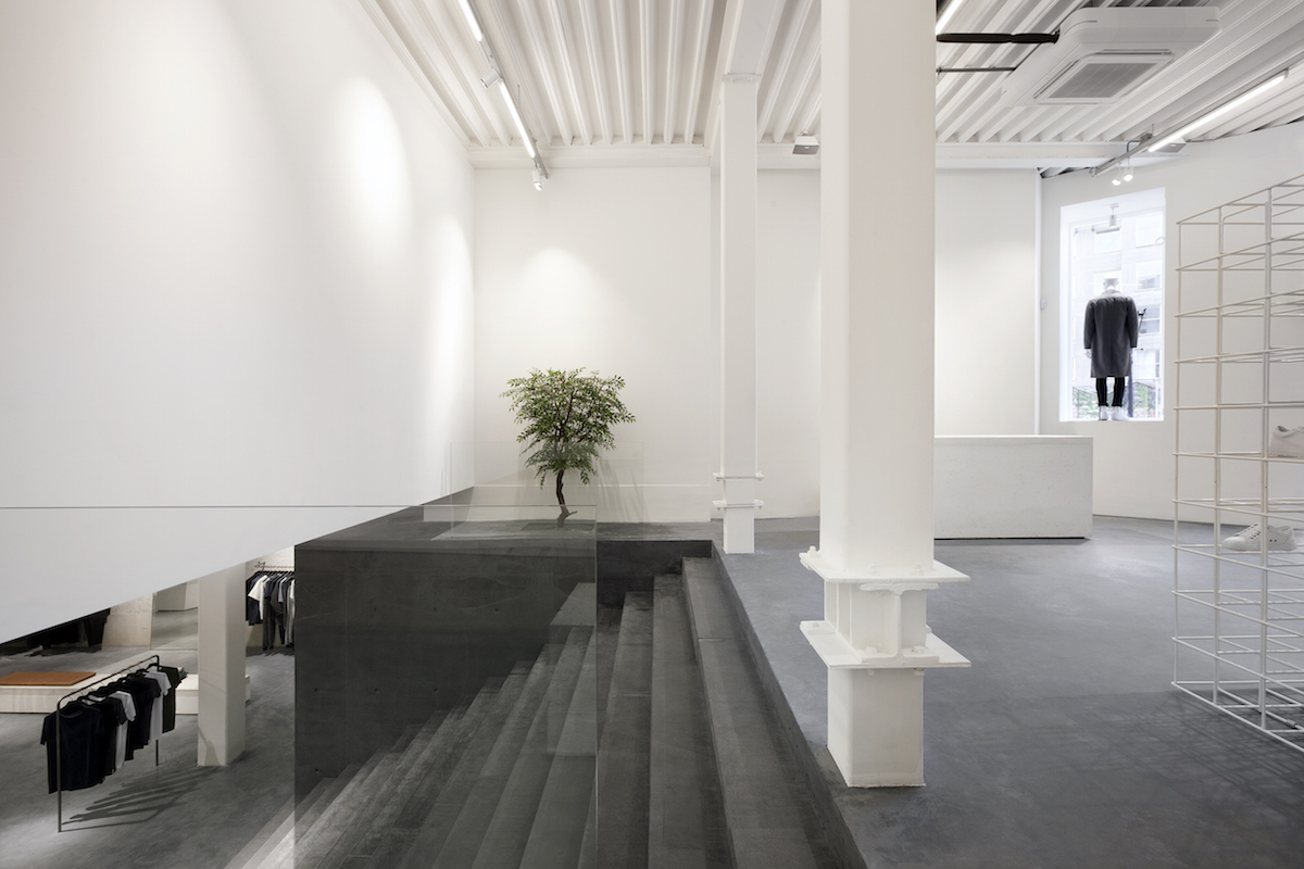 ETQ Amsterdam opening etq store upper level 1