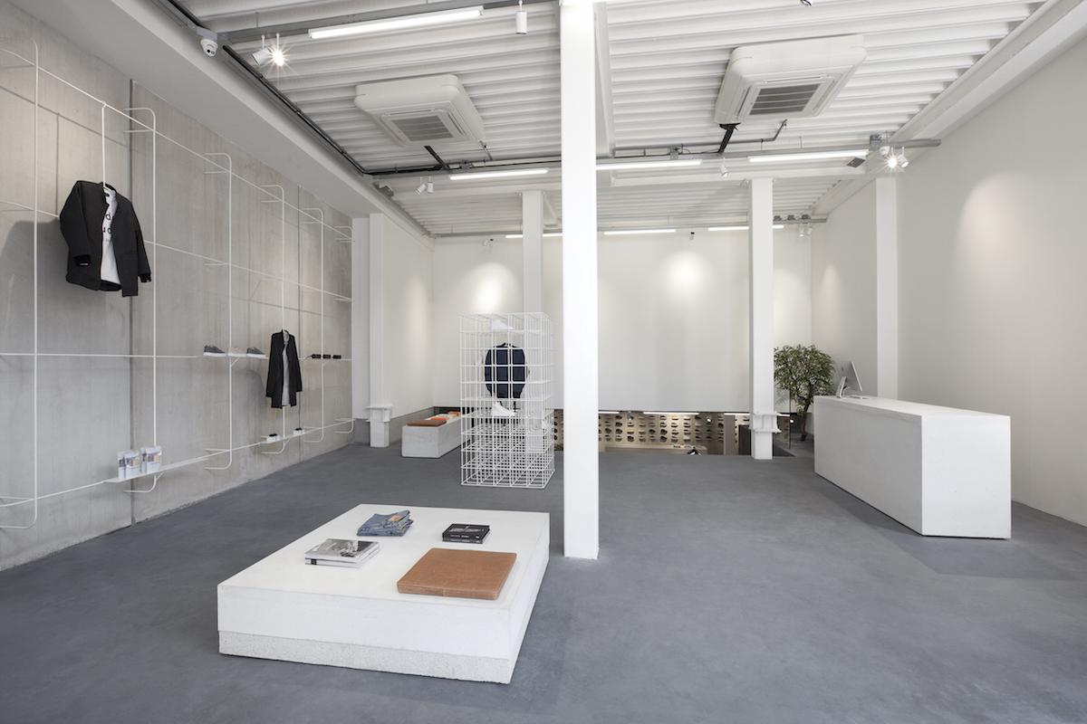 ETQ Amsterdam opening etq store upper level 2