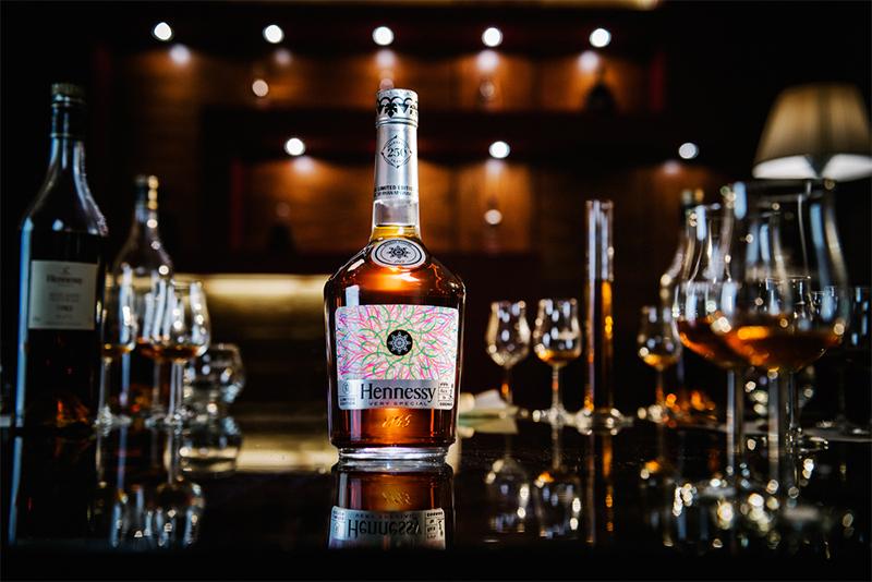 Hennessy by Ryan McGinness | Everyday Fresh