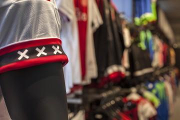 Aktiesport opening Amsterdam Ajax