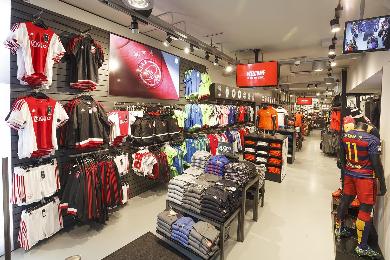 Aktiesport opening Amsterdam Assortiment